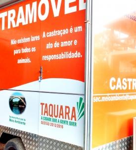 Castramóvel será inaugurado nesta quinta-feira em Taquara