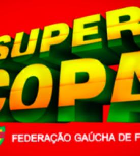 Federação Gaucha de Futebol divulga datas da Super Copa