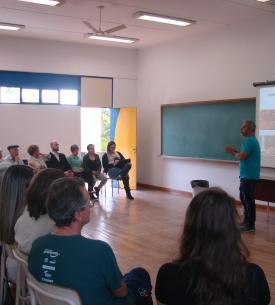 Curso de Turismo realiza jornadas de bem-estar