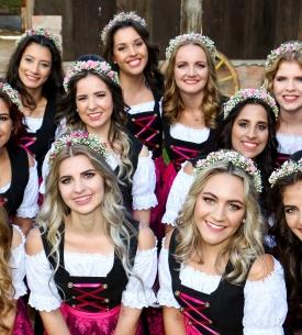 Corte da 30ª Oktoberfest de Igrejinha será conhecida dia 29 de abril