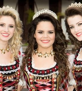 Oktoberfest de Igrejinha abre inscrições para candidatas a soberanas da 30ª edição