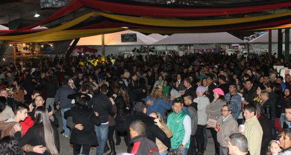 Festa da Colônia animou Sapiranga no último final de semana