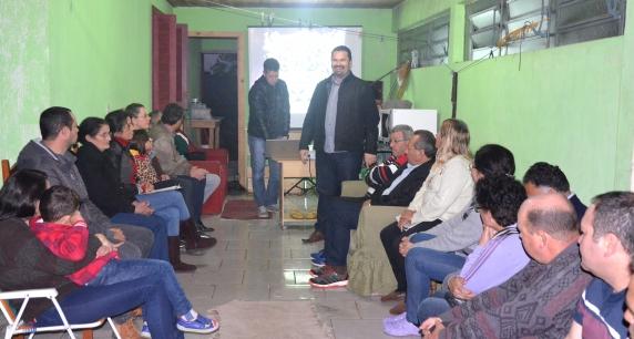 Iniciada pavimentação da Eliseu Nunes Martins em Parobé