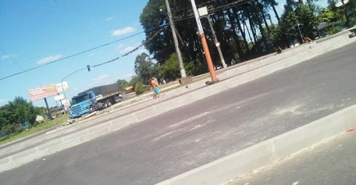 Mudanças no trânsito desagradam motoristas em Taquara