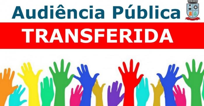 Audiência Pública de Saúde é transferida para a próxima semana em Parobé