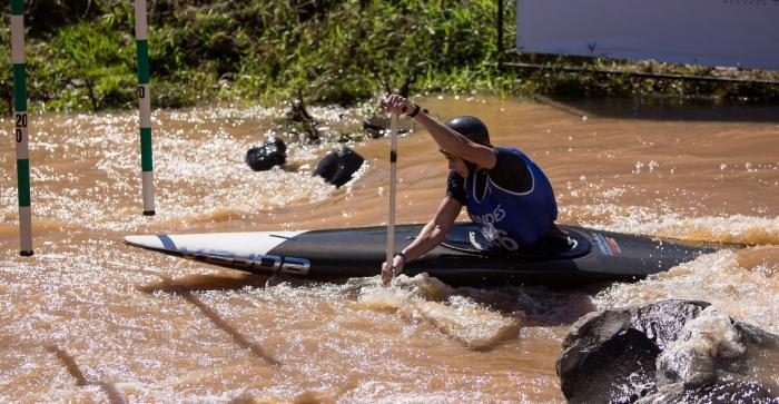 Trescoroenses são destaque na Copa Brasil de Canoagem