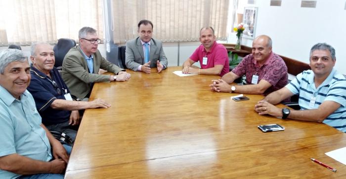 Administração Municipal busca a liberação do projeto de ampliação da escola técnica Cimol