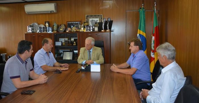 Reunião confirma a vistoria da Barragem das Laranjeiras