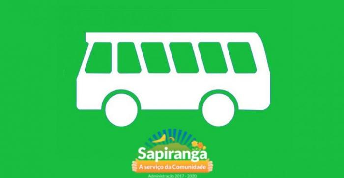 Inscrições para subsídio de transporte universitário abrem dia 4 de dezembro em Sapiranga
