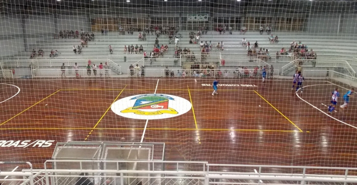 2ª Copa Três Coroas Futsal inicia nesta sexta-feira