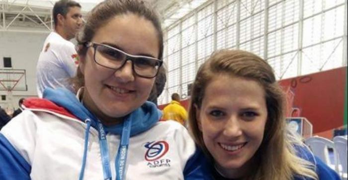 Esgrimista paraolímpica taquarense conquista medalhas na Copa Brasil