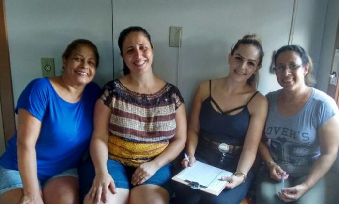 HSFA especializa funcionários em aleitamento materno