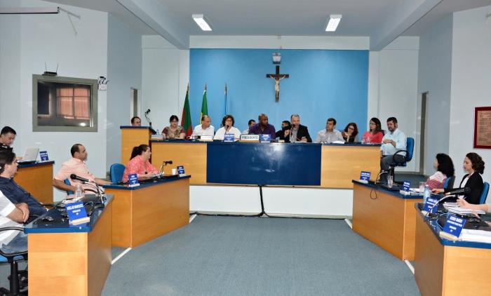 A Ausência de representantes do Ministério Público gerou críticas em Taquara