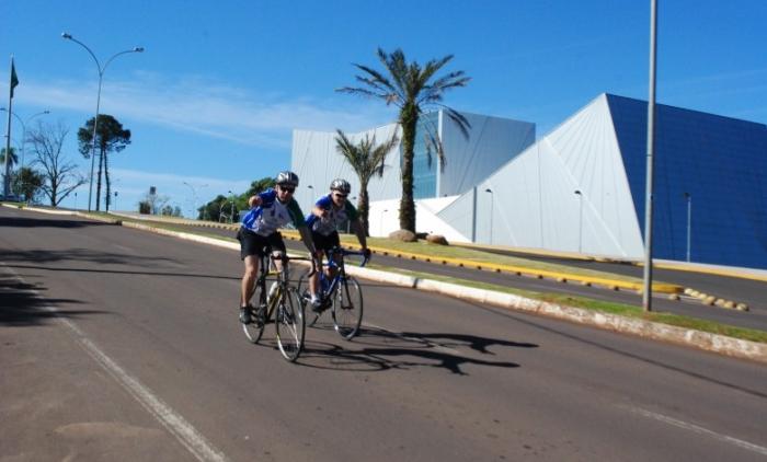 Ciclista igrejinhense conquista segundo lugar