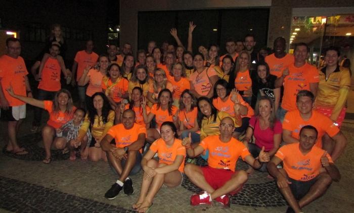 Grupos apoiados pela Faccat participam da Maratona do Rio de Janeiro