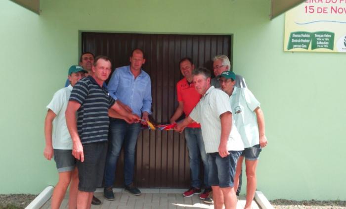 Inaugurada Feira do Produtor do bairro 15 em Igrejinha
