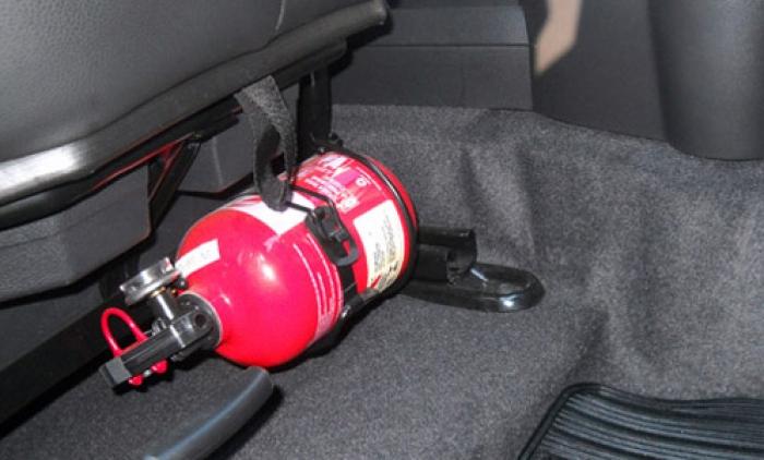 Câmara aprova 'perdão' para motoristas multados sem extintor