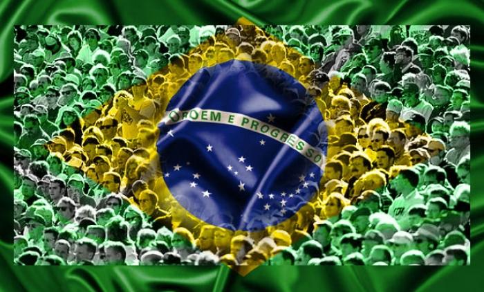 Brasil chega a mais de 206 milhões de habitantes