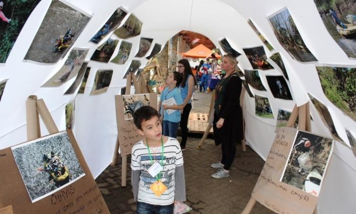 Talentos locais se destacam na Feira Cultural e Literária de Três Coroas
