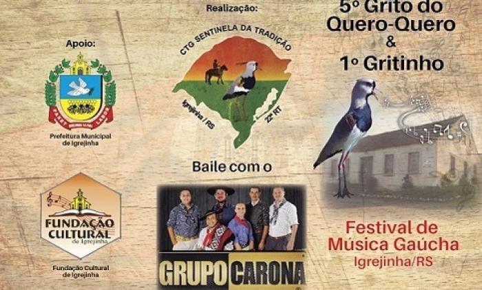 Festival de Cultura Gaúcha em Igrejinha