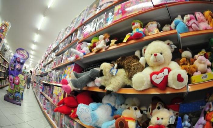 RS registra queda nas vendas no Dia das Crianças