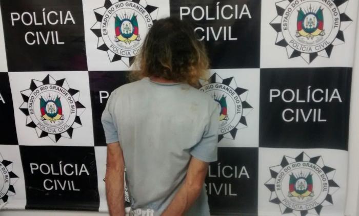 Foragido desde 2014 é preso em Três Coroas