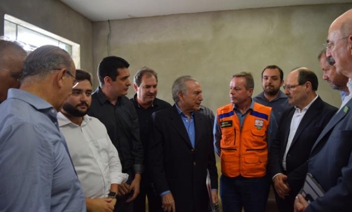 Governo do estado anuncia liberação de R$ 740 mil a Rolante e Riozinho