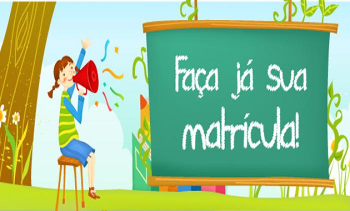 Matriculas em Taquara estão abertas
