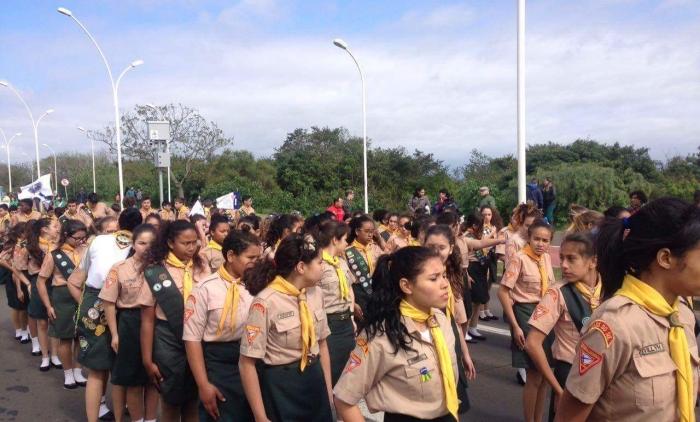 Igrejinha vai sediar desfile cívico no próximo sábado