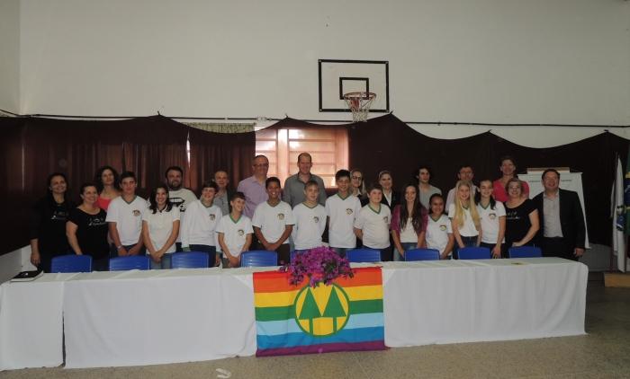 Primeira Cooperativa Escolar é lançada em Igrejinha