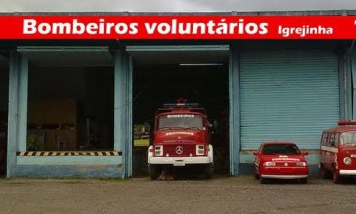 BOMBEIROS VOLUNTÁRIOS DE IGREJINHA REALIZAM RIFA PARA A AQUISIÇÃO DE NOVO CAMINHÃO DE COMBATE A INCÊNDIOS