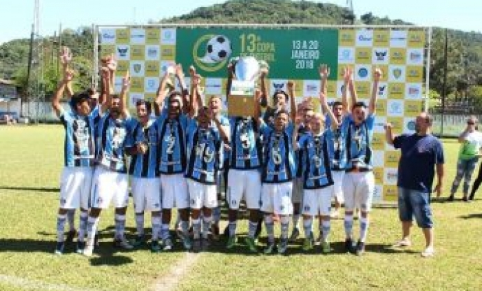 Definidos os campeões da Copa Cidade Verde