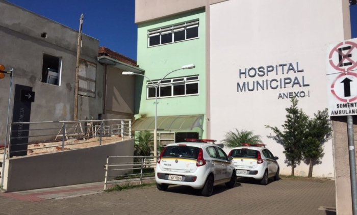 Homem é assassinado dentro do Hospital Municipal de Novo Hamburgo