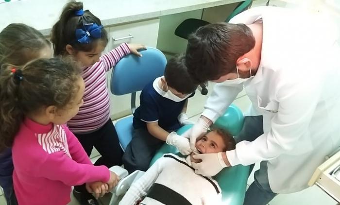 Posto de Saúde de Rolante investe na saúde bucal das crianças