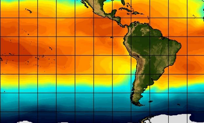 El Niño de 2015 pode ser o pior da história