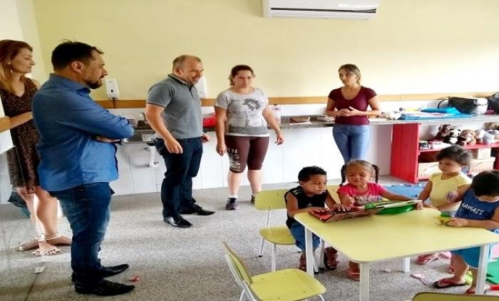 Administração Municipal de Taquara cria mais de 200 vagas na Educação Infantil