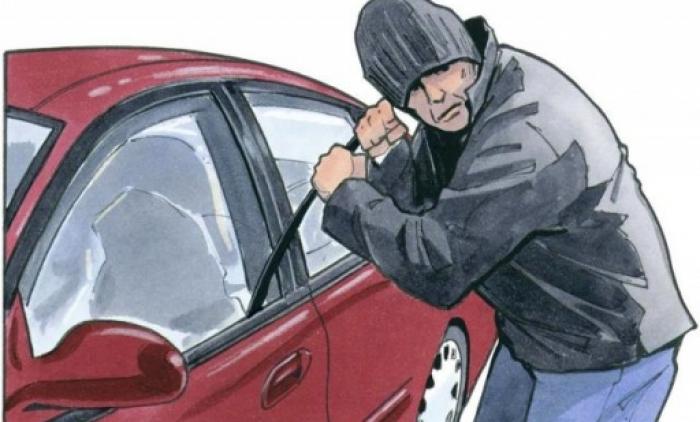 Número de carros roubados bate recorde