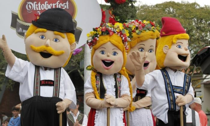 Concurso para Corte da 29ª Oktoberfest está com inscrições abertas