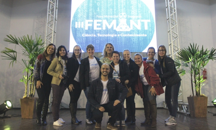 Sapiranga premia projetos de destaque da Femint 2017