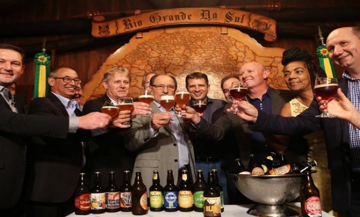 Sancionada lei que cria Rota das Cervejas Artesanais no Estado