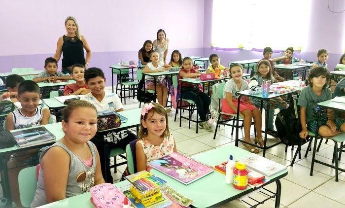 Escola Alípio Sperb inicia ano letivo com mais três turmas em Taquara