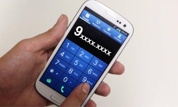 RS passará a ter o nono digito em ligações para celulares
