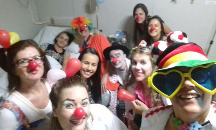 Plantão da Alegria faz sua estreia no Hospital de Parobé