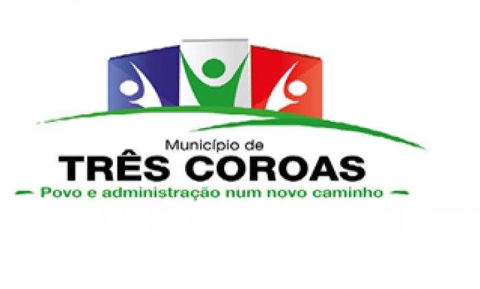 TRÊS COROAS ESTÁ CONTRATANDO PROFISSIONAIS DE EDUCAÇÃO E SAÚDE