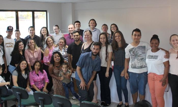 Programa Formar Igrejinha capacita mais de 200 pessoas em 2017