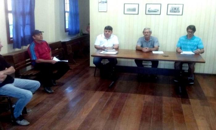 Conselho Rural de Sapiranga avalia atividades do Município em 2017