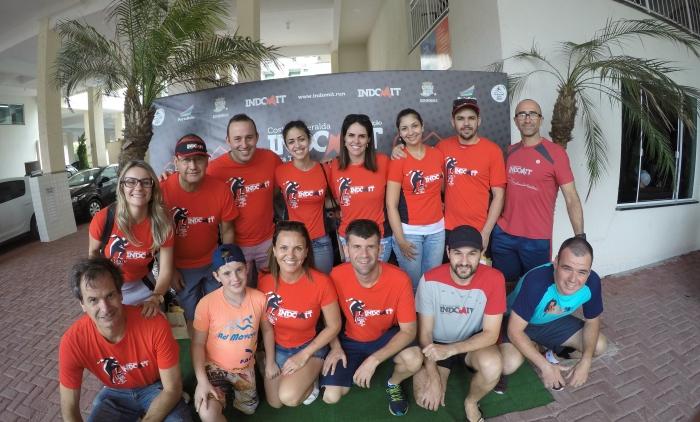 Equipe Ad Movere tem resultado histórico na Indomit