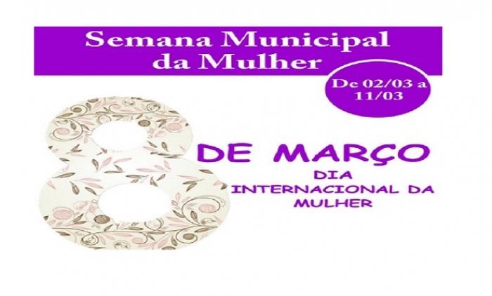 Semana da Mulher tem atividades e eventos especiais no Município de Taquara