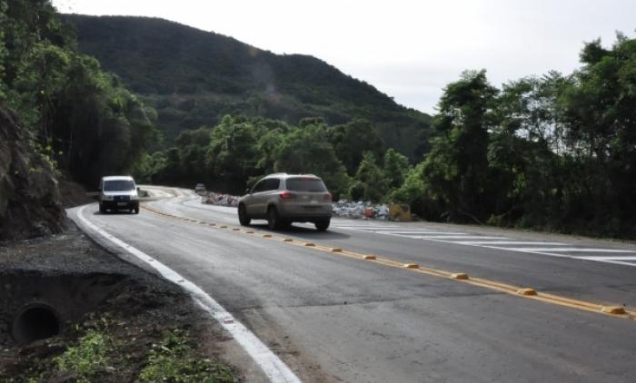 Obras vem sendo realizadas na região durante essa semana