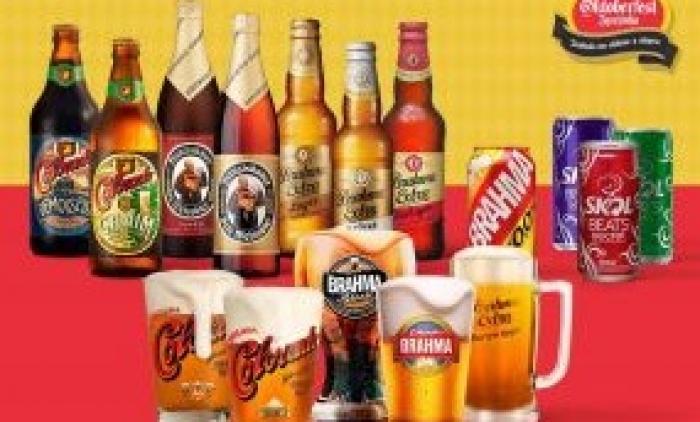 30ª Oktoberfest de Igrejinha e Cervejaria Brahma anunciam chopes e cervejas da festa de outubro